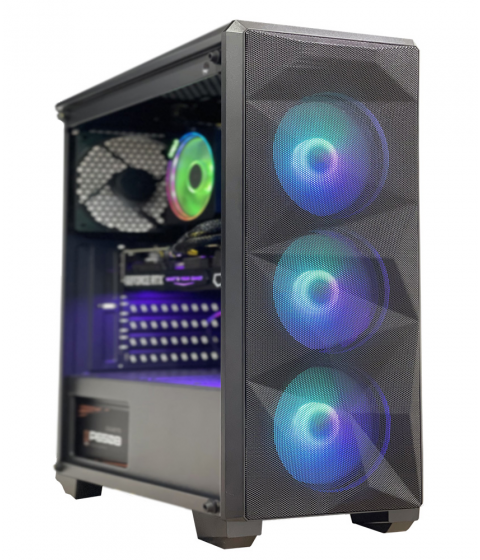 Intel Core i5 | RTX 3060 12GB Gaming Desktop PC